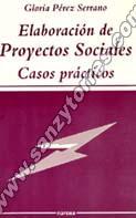 Elaboración De Proyectos Sociales Gloria Perez Serrano Librería Sanz Y Torres