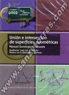 DVD Unión E Intersección De Superficies Geométricas