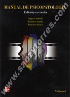 Manual De Psicopatología Volumen I