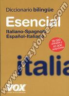 Diccionario Bilingüe Esencial Italiano-Spagnolo Español-Italiano