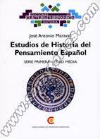 Estudios De Historia Del Pensamiento Español Tomos I-II-III
