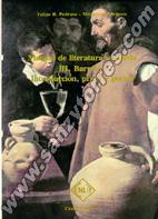 Manual De Literatura Española III Barroco Introducción Prosa y Poesía