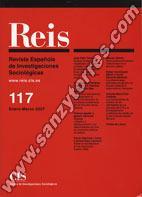 Reis Nº 117 (Revista Española de Investigaciones Sociológicas)