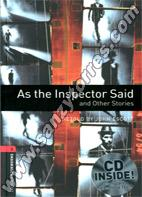 As The Inspector Said And Others Stories + CD