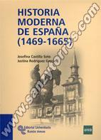 Historia Moderna De España (1469-1665)