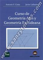 Curso De Geometría Afín Y Geometría Euclideana