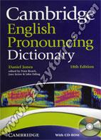 English Pronouncing Dictionary 18th Edition