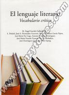 El Lenguaje Literario Vocabulario Crítico