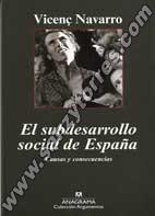El Subdesarrollo Social De España