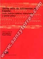 Veinte Años De Autonomías En España