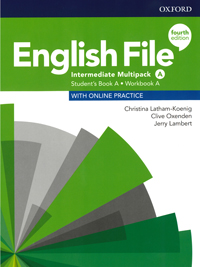 English File intermediate Multipack A
