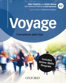 Voyage A2 Students Book+ Workbook Pack With Key