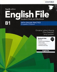 English File Intermediate Students Book And Workbook With Key