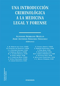 Una Introducción Criminológica A La Medicina Legal y Forense