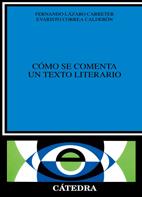 Cómo Se Comenta Un Texto Literario