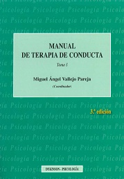 Manual De Terapia De Conducta I