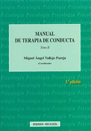 Manual De Terapia De Conducta II