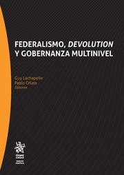 Federalismo Devolution Y Gobernanza Multinivel