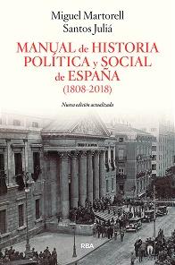 Manual De Historia Política Y Social De España 1808-2018