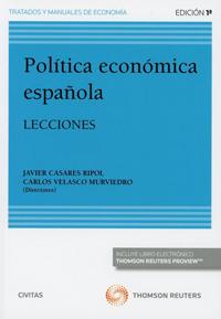 Política Económica Española