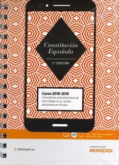 Constitución Española (LEYitbe)